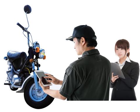 査定のポイントからシステムや遠隔サポートの使い方まで「バイク買取研修」